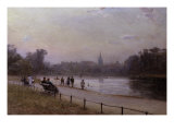 Kensington Gardens, 1893 Impression giclée par Rose Maynard Barton
