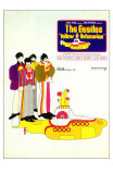 Yellow Submarine, 1968 Poster