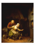 A Persuasive Seducer Art by Francois Antoine de Bruycker