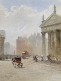 College Green, Dublin, 1887 Giclee Print by Rose Maynard Barton