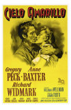 Yellow Sky, Argentine Movie Poster, 1948 Prints