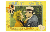 A Woman of Affairs, 1928 Posters
