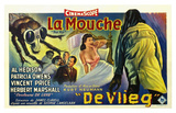 The Fly, Belgian Movie Poster, 1958 Posters