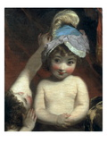 Study for the Infant Academy Prints by Joshua Reynolds