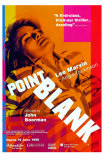 Point Blank, UK Movie Poster, 1967 Posters