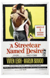 A Streetcar Named Desire, 1951 Juliste