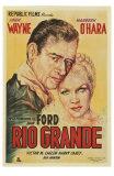 Rio Grande, Argentine Movie Poster, 1950 Prints