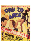 Born to Dance , 1936 Plakater