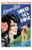 South Sea Rose, 1929 Poster