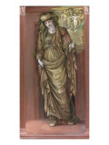 Sibylla Tiburtina, 1877 Giclee Print by Edward Coley Burne-Jones