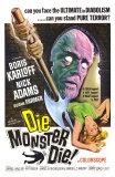 Die, Monster, Die!, 1965 Print
