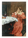 The Shrew Katherina Giclee Print by Edward Robert Hughes