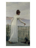 A Favour, 1898 Giclee Print by Edmund Blair Leighton