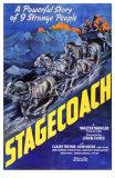 Stagecoach, 1939 - Afiş
