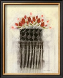 Black and White Roses II Prints by Marilyn Robertson