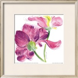 Flowers Symphony III Print by Celeste 