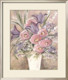 Pastel Bunch II Print by Joy Alldredge