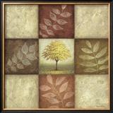 Autumn Way Prints by Michael Mathews