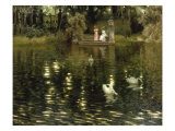 The Secret Garden, 1903 Giclee Print by Nikolai Alexandrovich Sergeyev