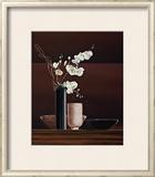 Ikebana I Poster by Yuki Ross