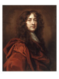 Portrait of Sir Peter Lely Giclee Print by William Wissing