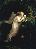 The Spirit of Morning Giclee Print by Fritz Zuber-Buehler