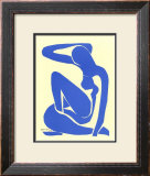 Blue Nude I, c.1952 Posters by Henri Matisse