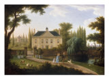 A Walk in the Park Giclee Print by Franz Swagers