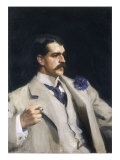 Portrait of Mr William B.Odgen, 1894 Giclee Print by Anders Leonard Zorn