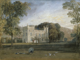 Clontarf Castle, Co. Dublin, c.1817 Giclee Print by J. M. W. Turner
