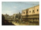 Venice, the Piazza San Marco Prints by Francesco Tironi
