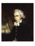 Portrait of a Gentleman, said to be Gawen William Rowan Hamilton-Rowan Giclee Print by Martin Archer Shee