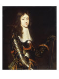 Portrait of William III, When a Boy Giclee Print by Abraham Ragueneau