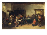 The Trial, 1850 Giclee Print by Herman Ten Kate