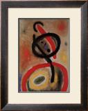 Femme III, c.1965 Poster by Joan Miró