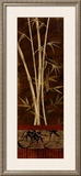 Bamboo Garden II Print by Maria Donovan