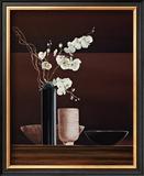 Ikebana I Prints by Yuki Ross