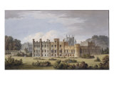 Design for Remodelling of Bulstrode Park, Buckinghamshire, 1812 Giclee Print by Jeffry Wyatville