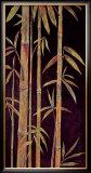 Gilded Bamboo II Prints by Arnie Fisk