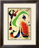 Night Art by Joan Miró