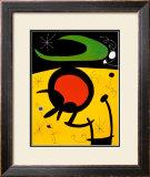 Vuelo de Pajaros Prints by Joan Miró