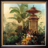 Flowers and Tropical Plants Posters by Jean Capeinick