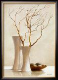 Willow Twigs I Art by Karin Valk