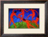 Dance, 1910 Framed Giclee Print by Henri Matisse