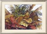 Paradise Leaves Posters by Lois Brezinski