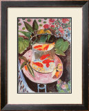 Goldfish Art by Henri Matisse