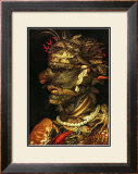 Water, c.1566 Posters by Giuseppe Arcimboldo