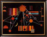 Geflecht von Oben no. 231, c.1927 Poster by Wassily Kandinsky