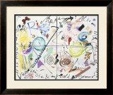 Salu Richard, c.1988 Art by Jean Tinguely