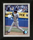 Aubrey Huff Framed Photographic Print